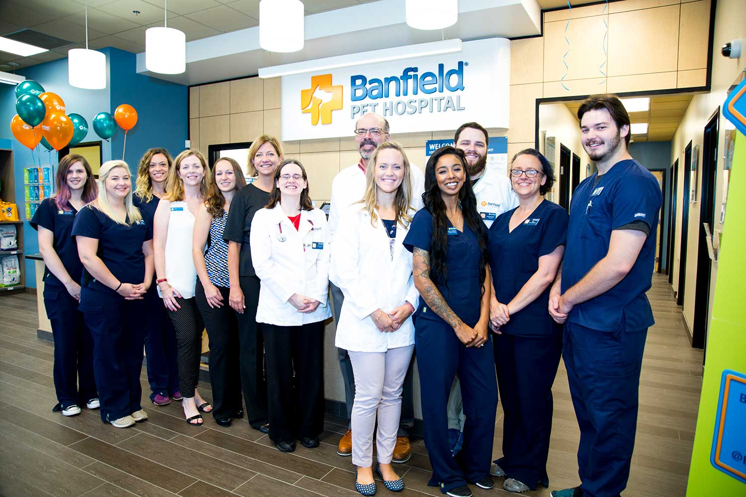 Newest Banfield hospital is one in a thousand