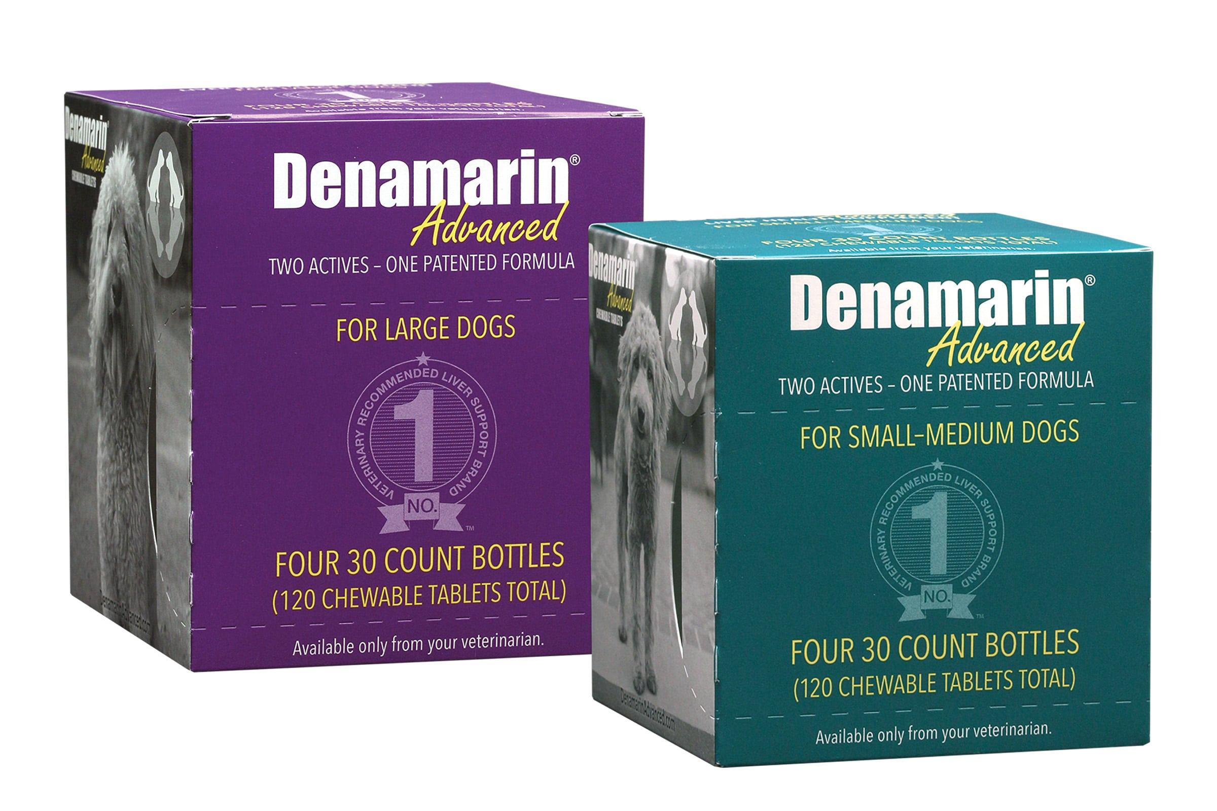 Denamarin Advanced limited to veterinary channel