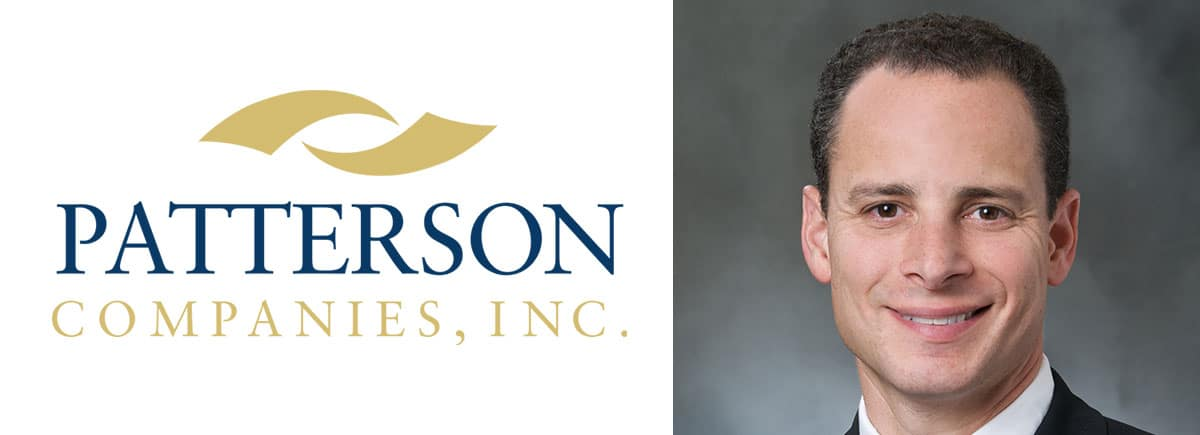 Patterson Companies gets new leadership