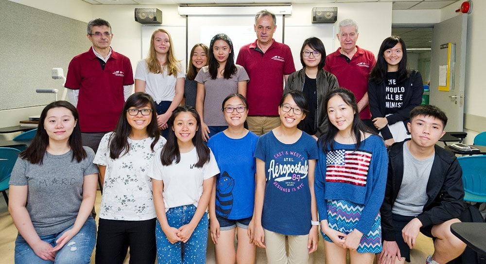 Hong Kong opens first veterinary school