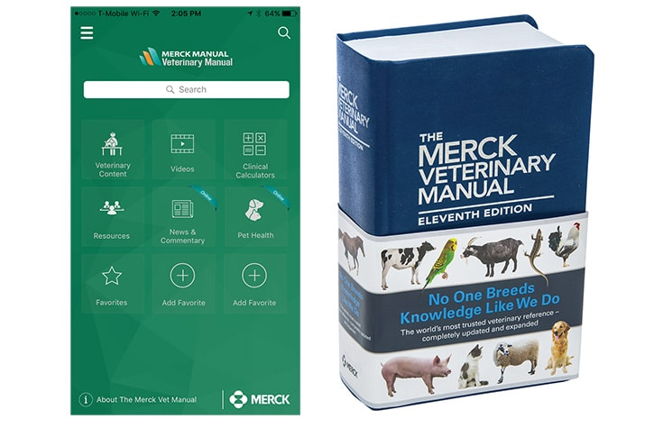 Free download: Merck Veterinary Manual