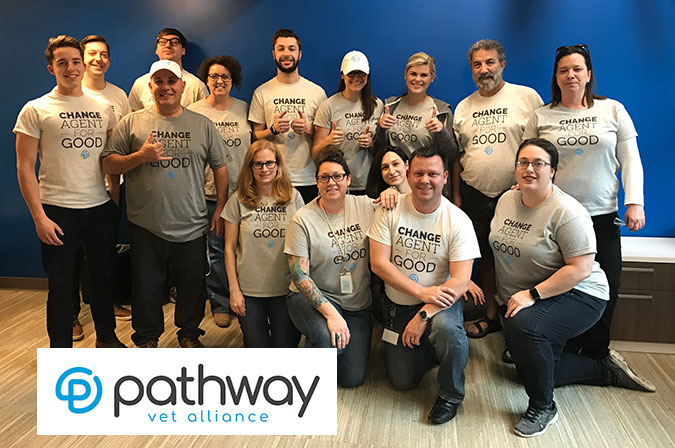Pathway hospital group is now Pathway Vet Alliance