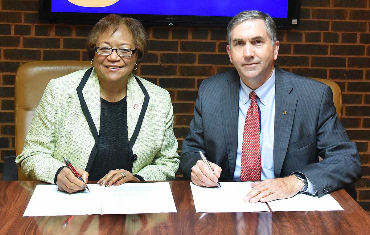 Tuskegee, Auburn embark on diversity program