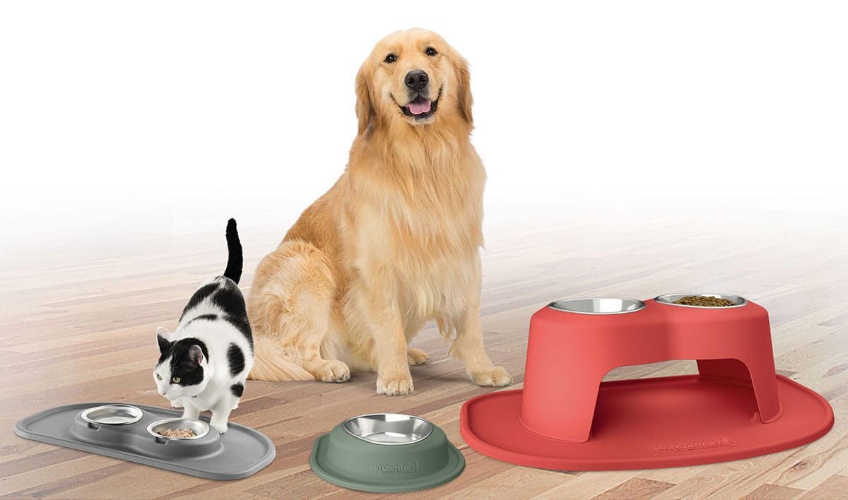 PetComfort feeding bowl passes human standards test