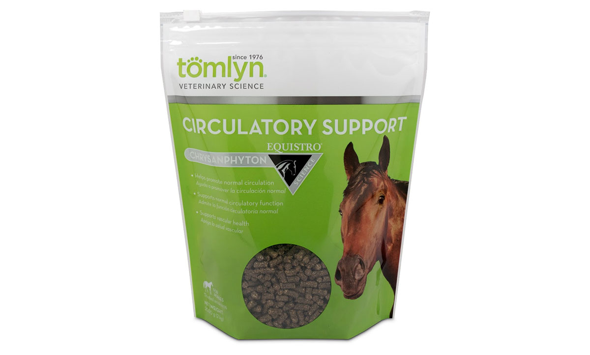 Tomlyn launches third Equistro supplement for horses