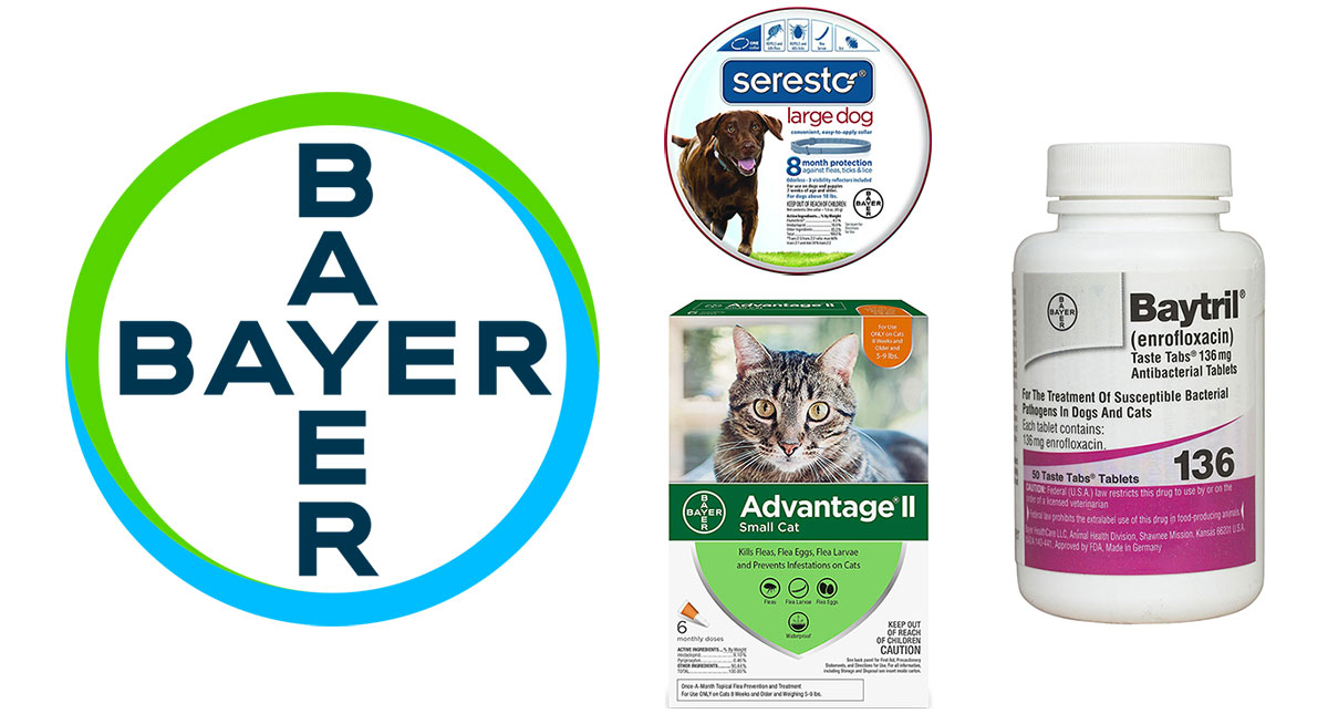 Bayer plans to leave animal health industry