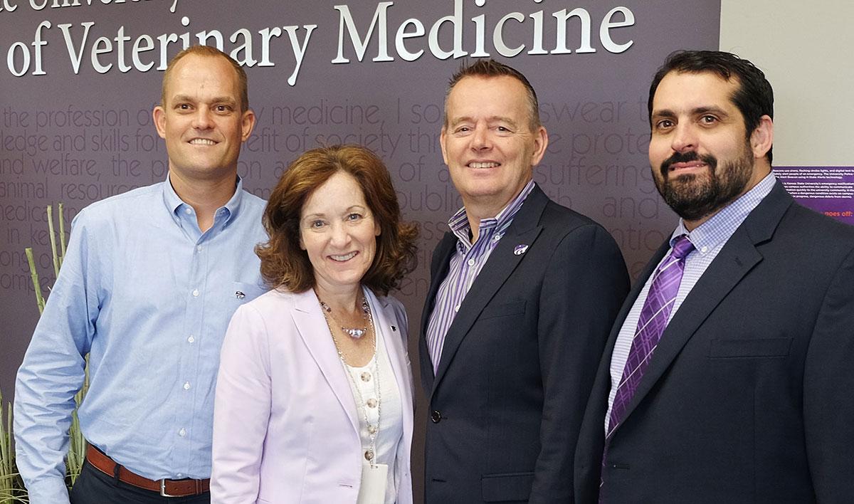 Hill's to sponsor K-State vet school facelift