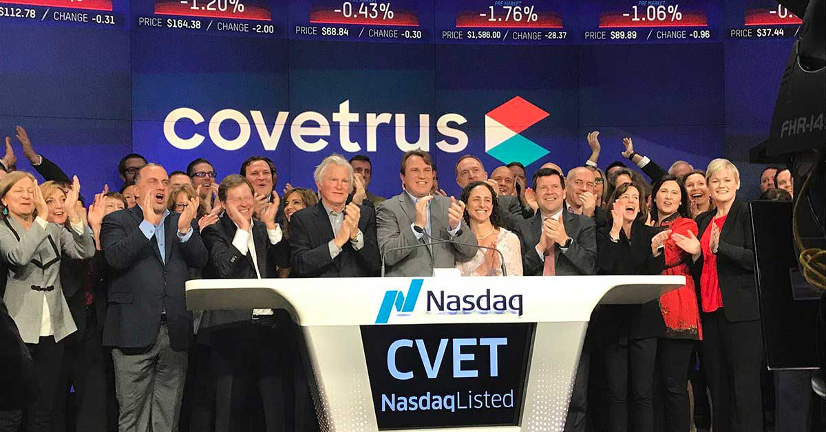 Covetrus answers bell as new public company
