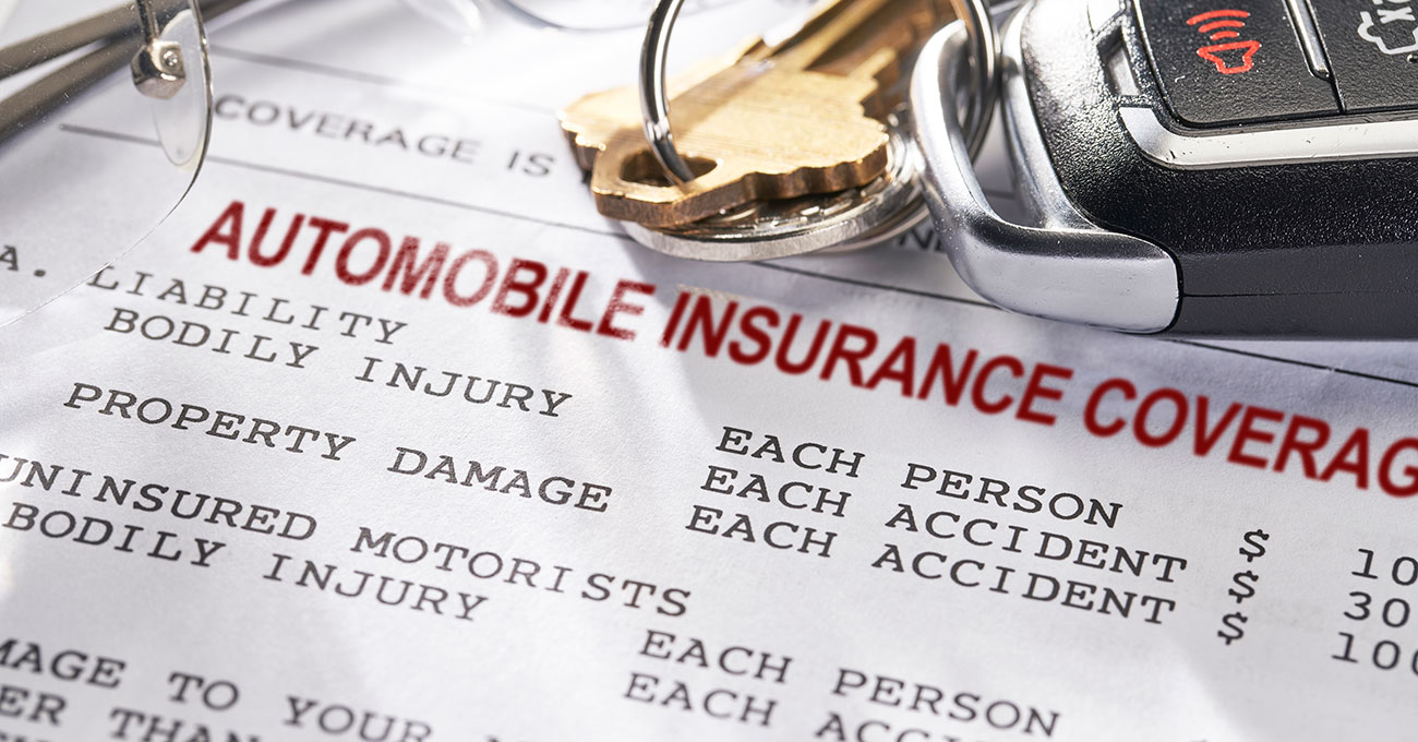 A crash course on auto insurance