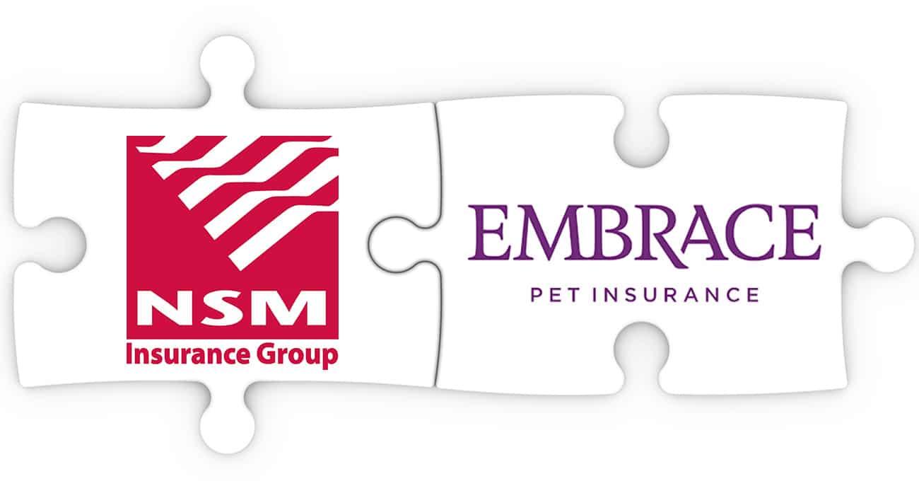 NSM acquires Embrace Pet Insurance