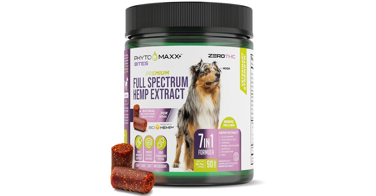 Veterinary-exclusive CBD supplement is released