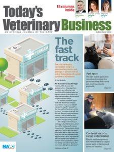 June/July 2019 Today's Veterinary Business