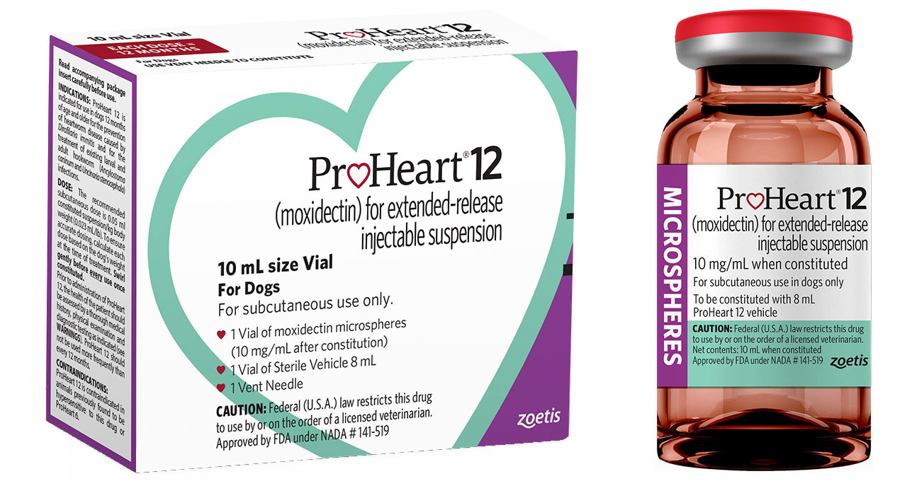 Zoetis accepts advance orders for ProHeart 12