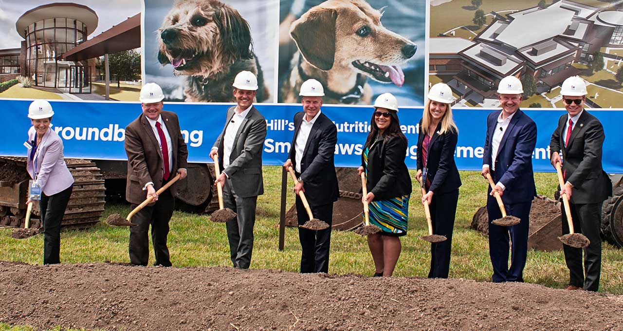 Hill's expanding Kansas-based Pet Nutrition Center