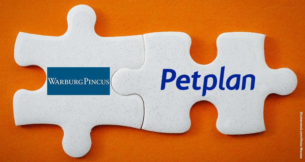 Warburg Pincus acquires Petplan pet insurance
