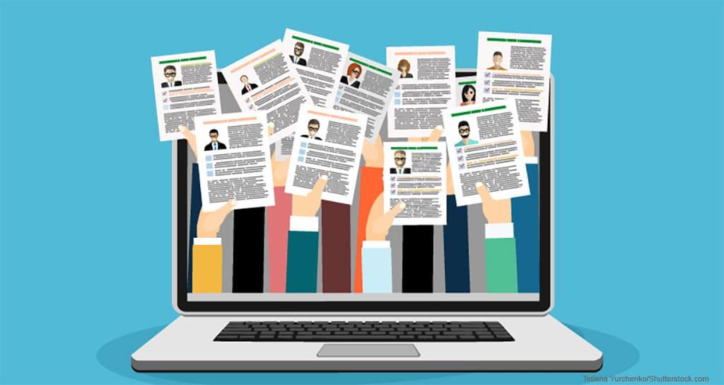 Find a match during VMX Virtual Job Fair
