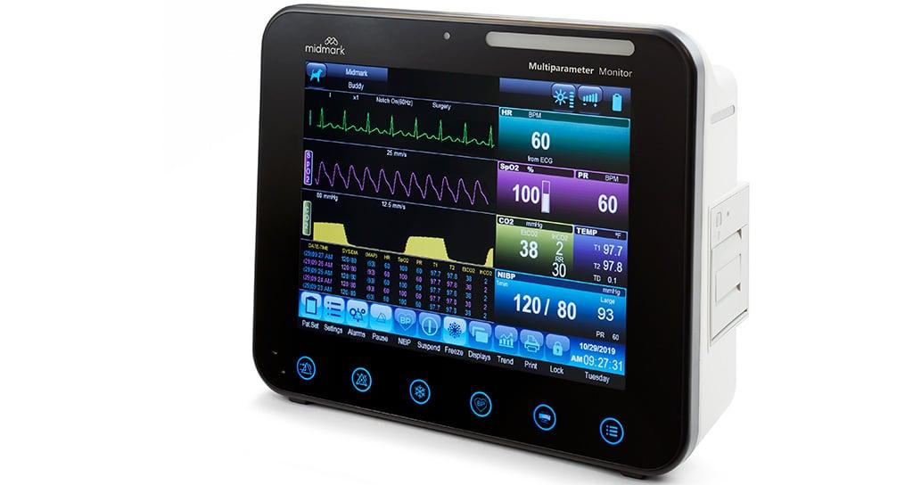 Midmark Multiparameter Monitor