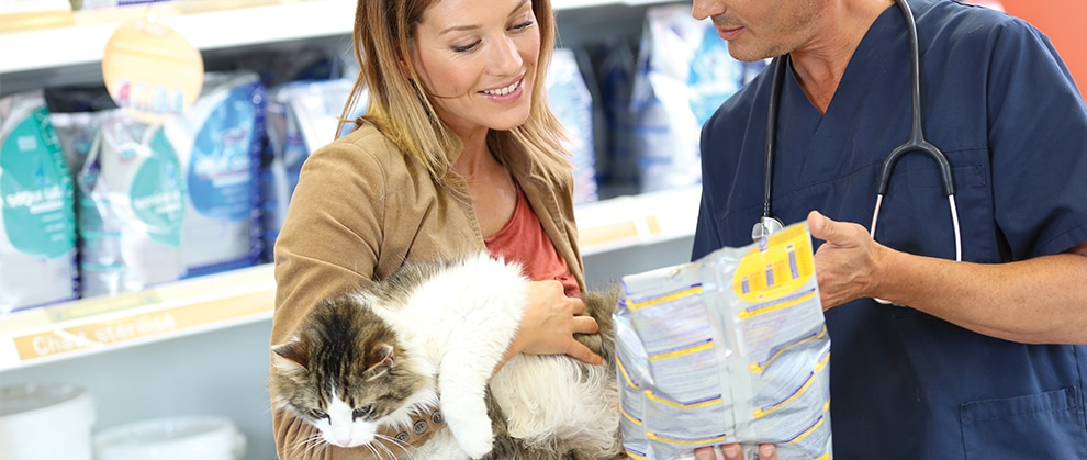 Animal health products trending up in 2020