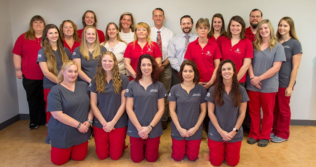 Pennsylvania clinic wins AAHA Practice of the Year