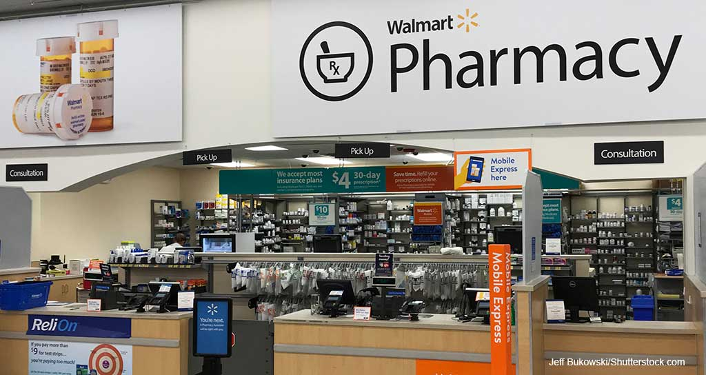 Walmart Partners With Nationwide on Pet Drugs