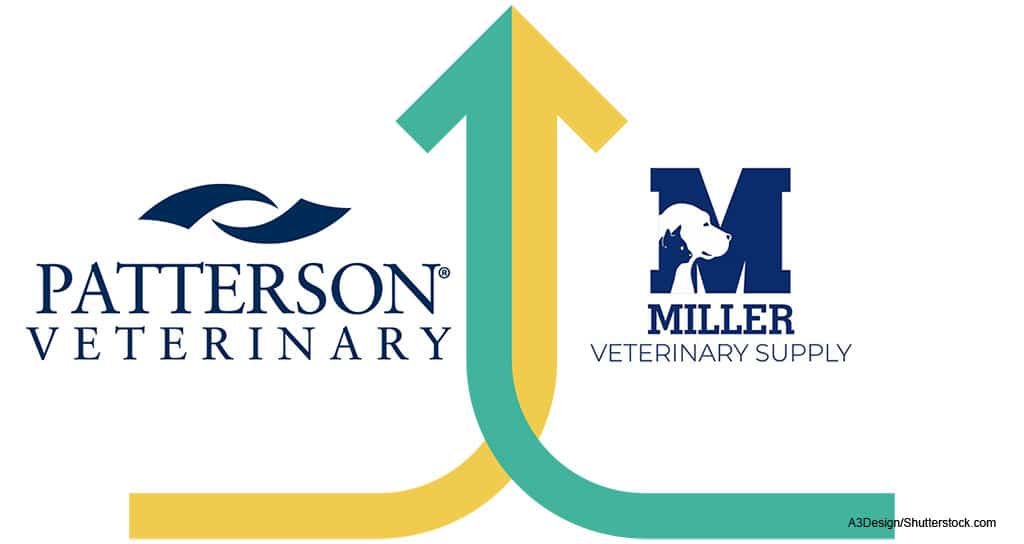 Patterson Plans Takeover of Miller Veterinary Supply