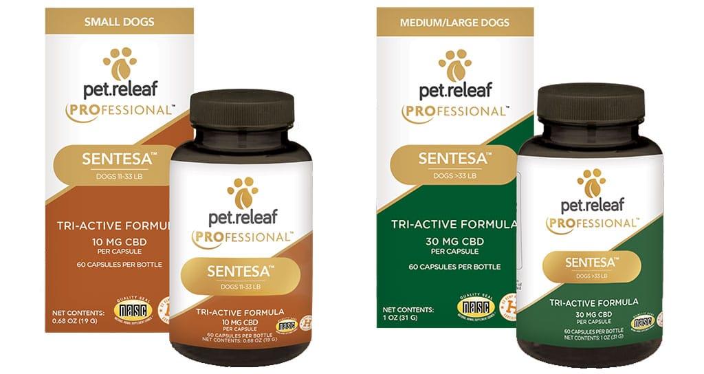 Pet Releaf Unveils Veterinary-Exclusive Supplement