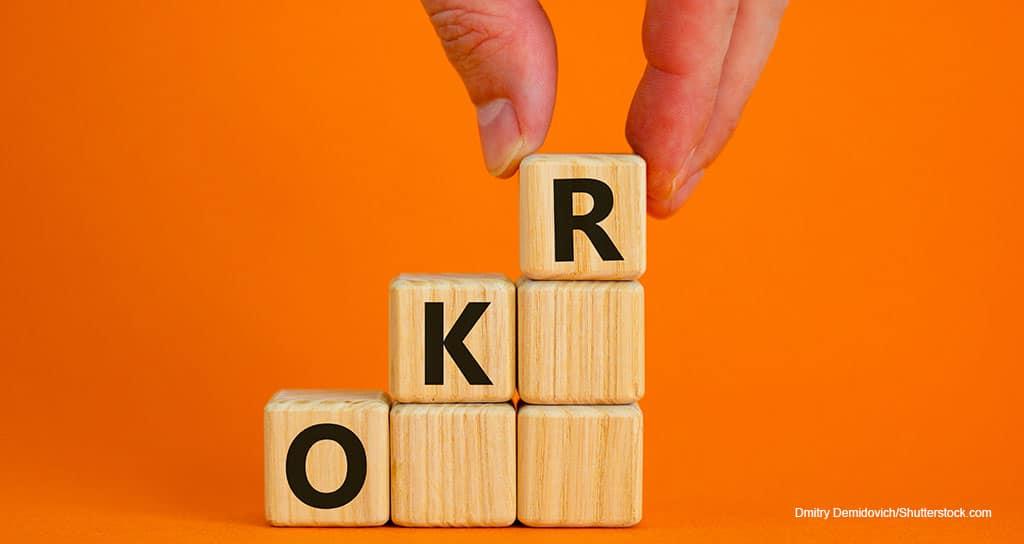 OKRs Are A-OK