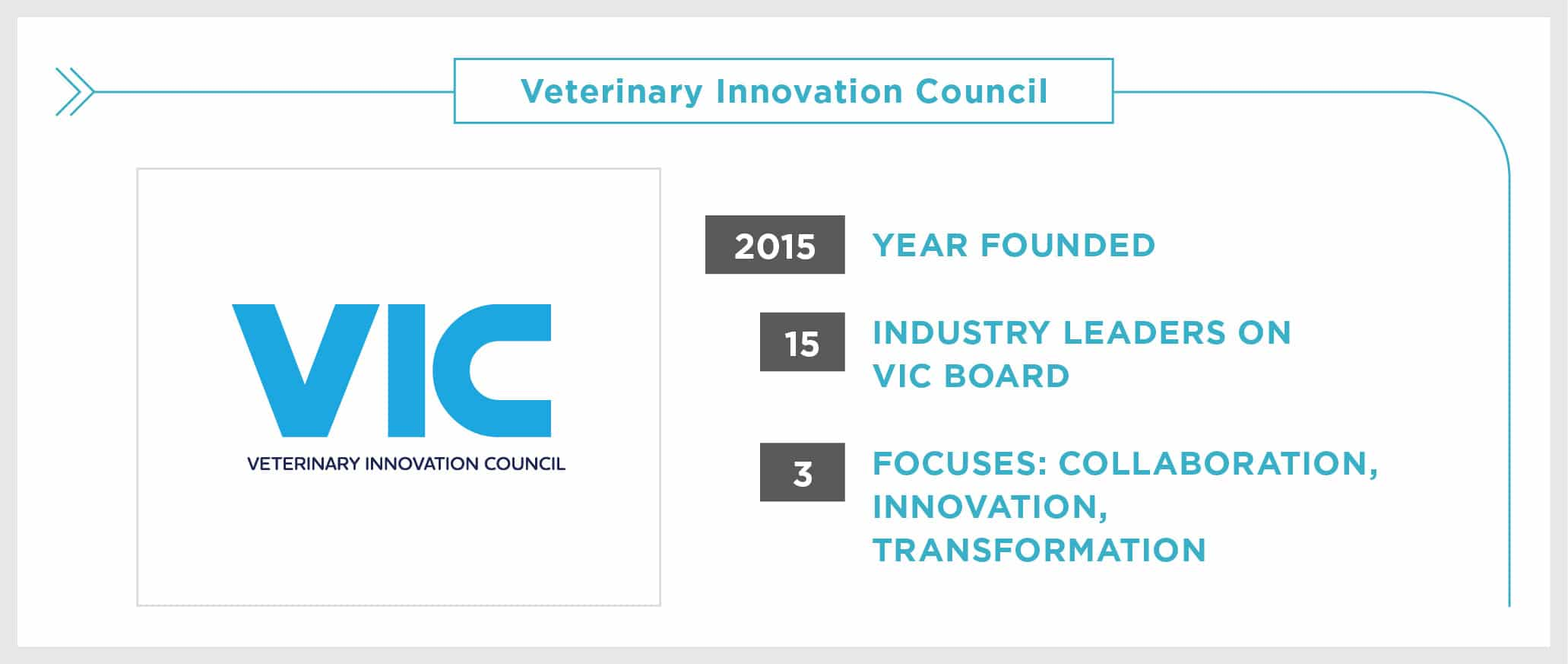 Vision Statement: Veterinary Innovation Council